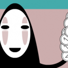 No-face have some money