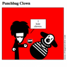 Punchbag Clown