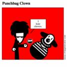 Punchbag Clown