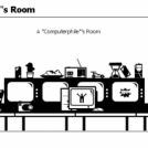 "A ""Computerphile""'s Room"