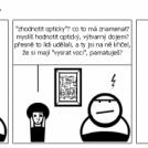 OPTICKY nebo logicky