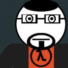 Gordon Freeman:  Attempt at Drawing