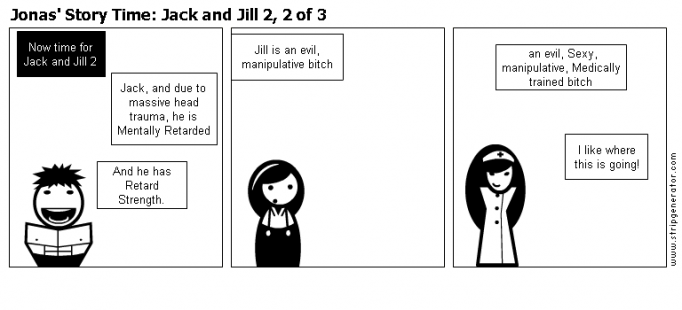 Jonas' Story Time: Jack and Jill 2, 2 of 4