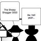 Sheep Shagger 3000