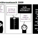 Projekt Schreibtischtteraustausch 2009