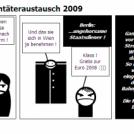 Projekt Schreibtischtäteraustausch 2009
