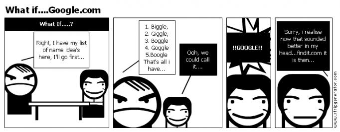 What if....Google.com