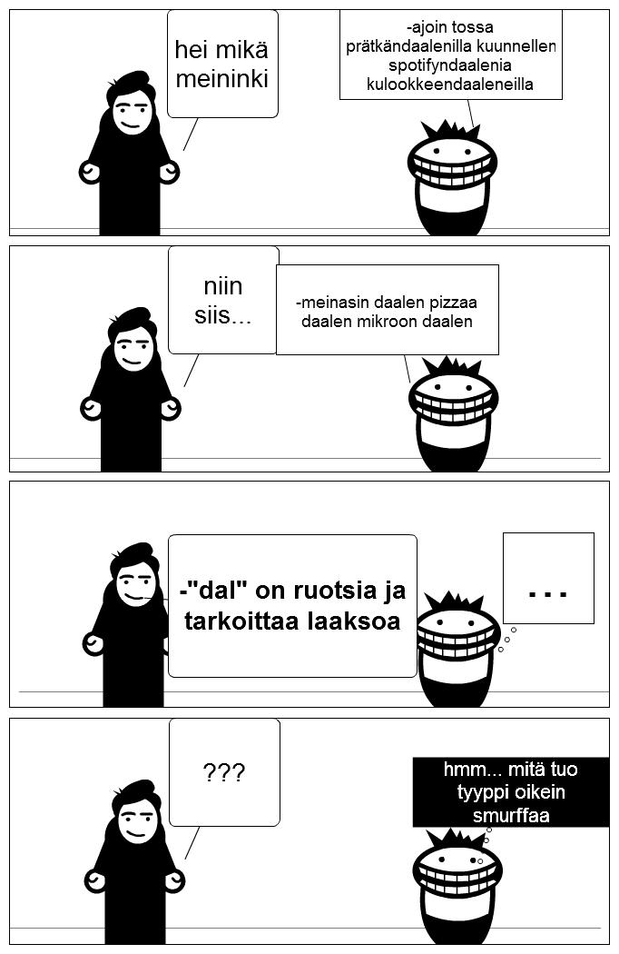 tarinoita
