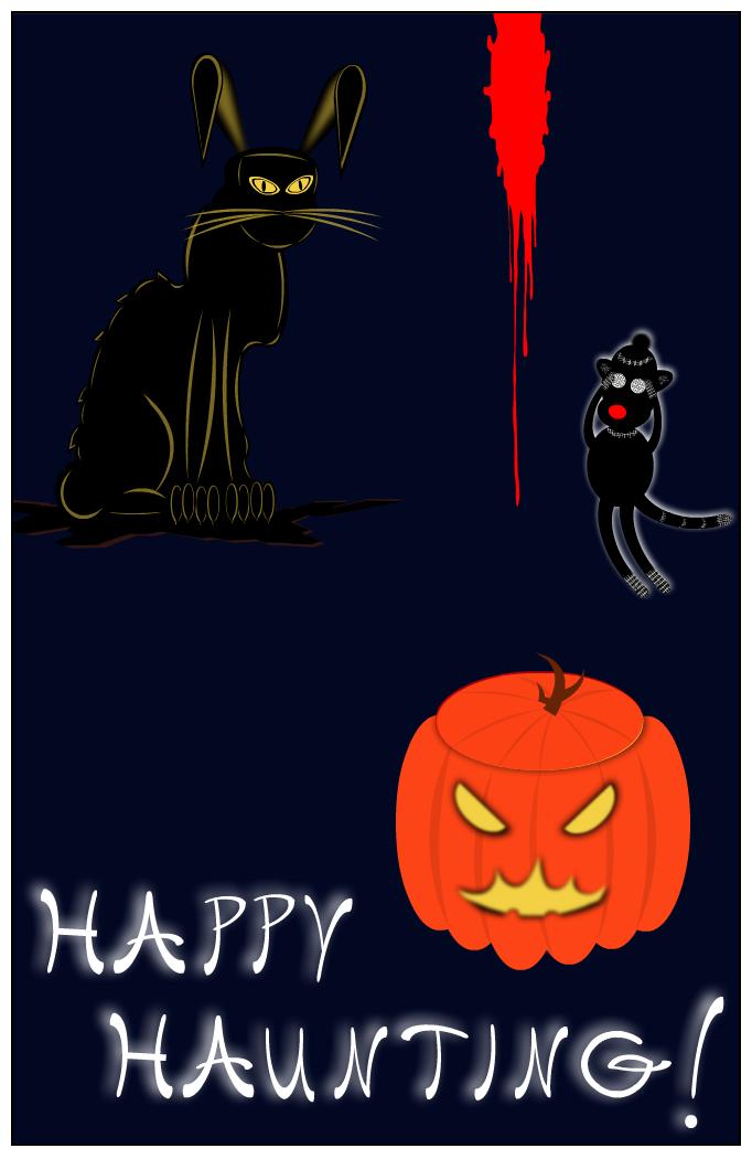 Happy Haunting!