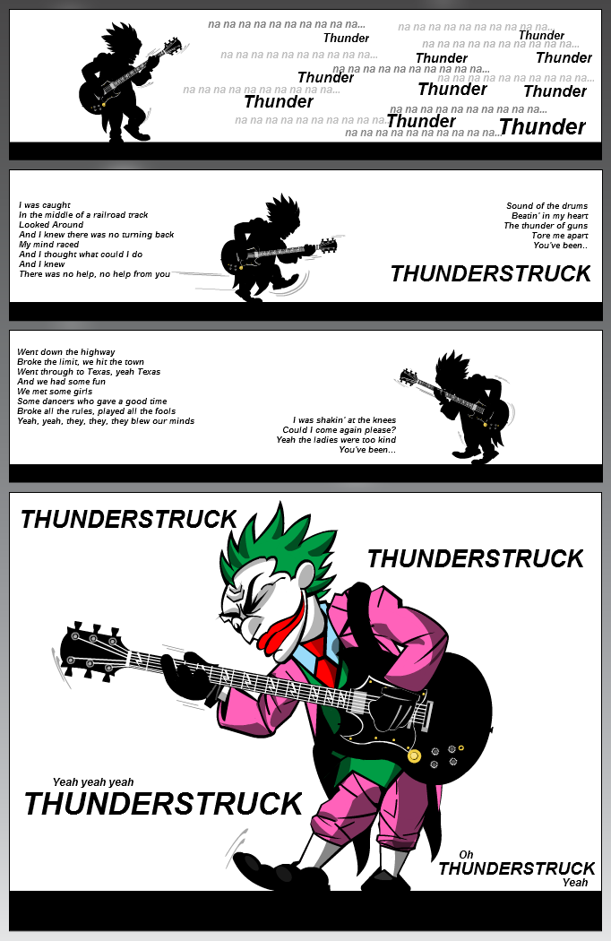 Stripbusters Special: Thunderstruck