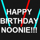 Back From Camp (Noonie's B'Day)