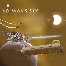No Man's Sky - Space scene