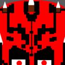 darth maul(pixelish)