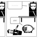 ninjas+pigs=death