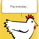 Hen: Life (of hen)