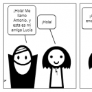 Antonio y Lucía