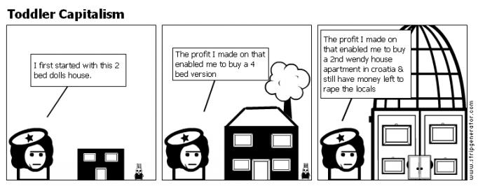 Toddler Capitalism