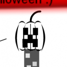 Creeper sez: Happy Halloween :D