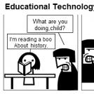 Education, techucation, techfuckery