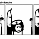 tough lovers: hey hair douche