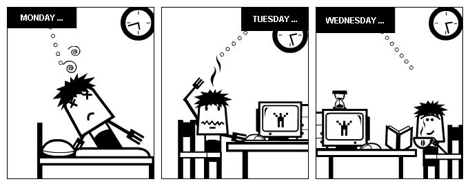 Week days!