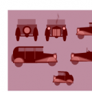 PAck of cars
