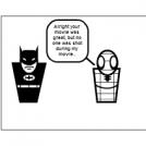 Superhero's Stink!
