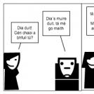 irish dialogue