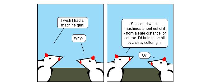 Automa-hen