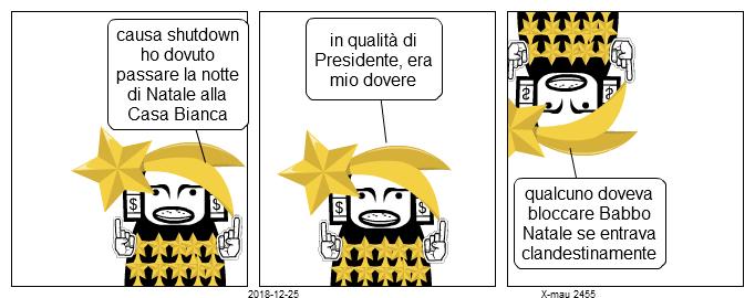 (2455) Trumpy Xmas