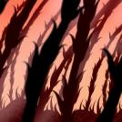 bajo las hierbas