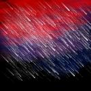 Ragnarok--the rain of stars