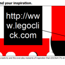 LEGO&#174 CL!CK: Find your inspiration.