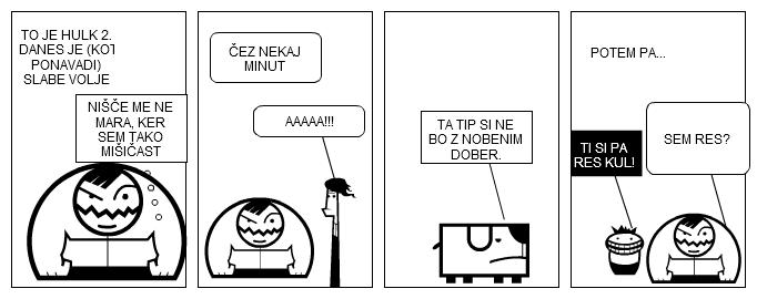 KUL HULK (LANA Š.)