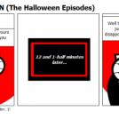 BONER AND PUNKIN (The Halloween Episodes)