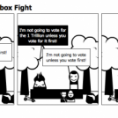 GOP vs. Dems Sandbox Fight