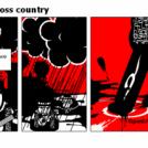 Bill the Klingon - Cross country