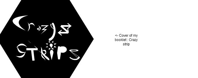 Crazys strips - Cover