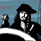 Jack Sparrow in 45 minutes...