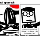 Bill the Klingon - Final approach