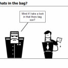 Whats in the bag?