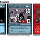 MtSG Legends#2: Robukka