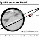 True Philo-sophy--Fly with me to the Moon!
