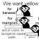 poor monkey wants yellow!