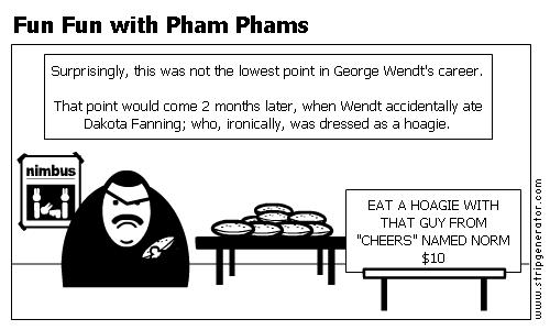 Fun Fun with Pham Phams