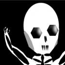Chibi skull