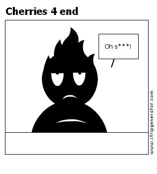 Cherries 4 end