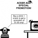 ACSBR AGD Promotion Poster