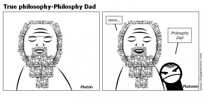 True philosophy-Philosphy Dad