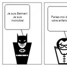 Batman invincible?